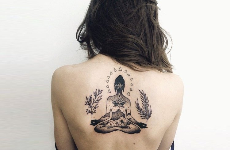 Mystical Buddha Tattoos That Would Bring You Peace
