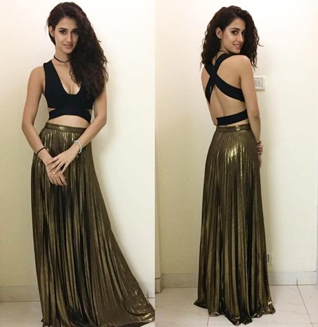 Disha Patani fashion look