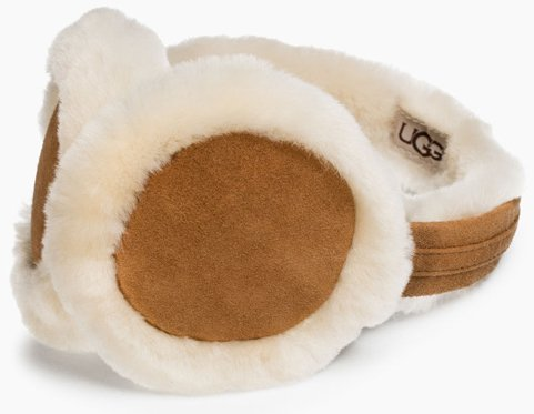 Ear muffs for winter