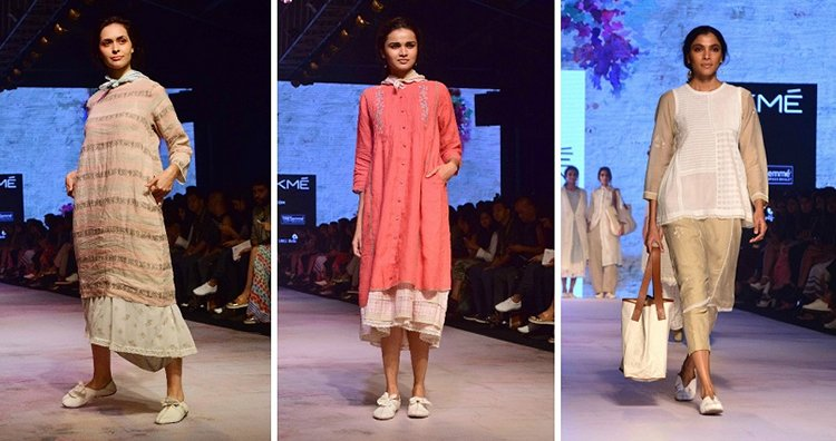 Eka lfw collections 2017