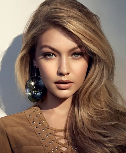 Gigi Hadid cute hair
