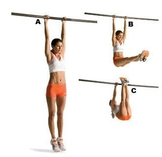 Hanging Exercises for increase height