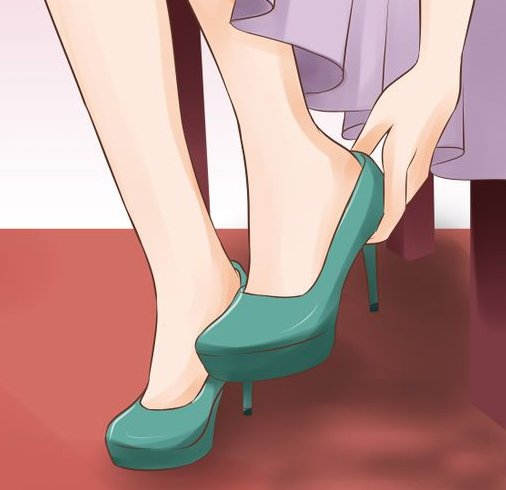 High heels walk, easy heels to walk in for girl
