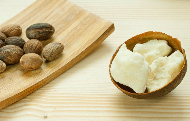 Shea Butter remedy for Underarm Rash