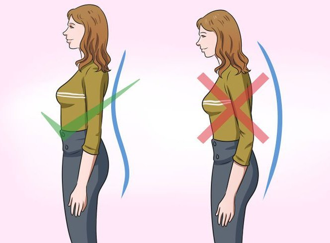 How to Increase Height Good Posture