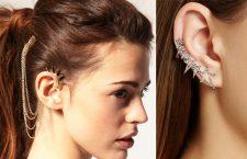 How to wear ear cuffs for women