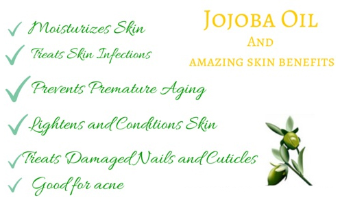 Jojoba Oil Benefits For Skin