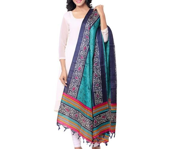 Kajal Marvelous Art Silk Dupatta