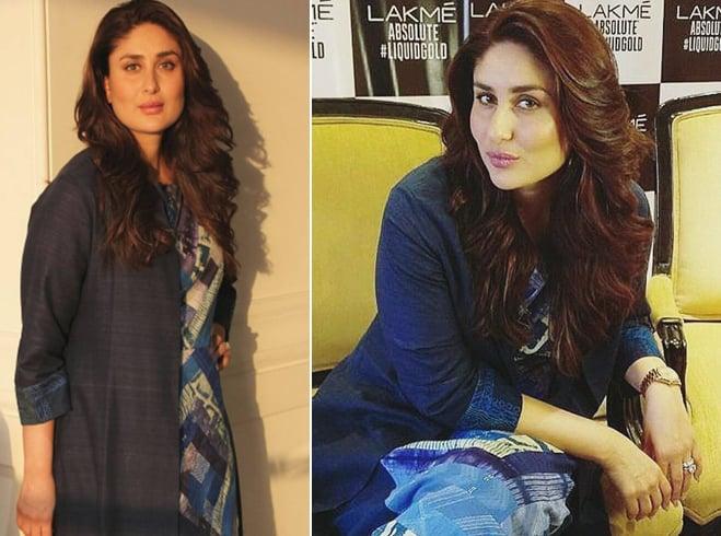 Kareena Kapoor LFW