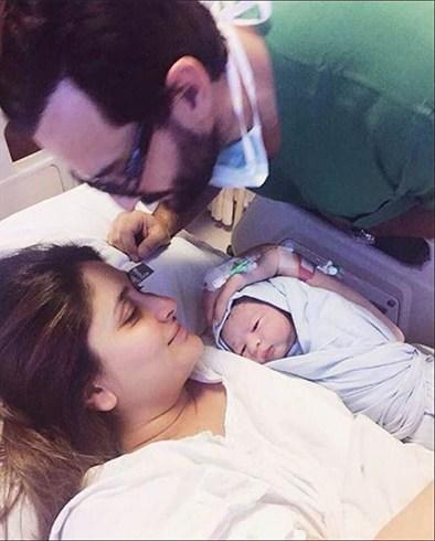 Kareena Kapoor Baby Boy