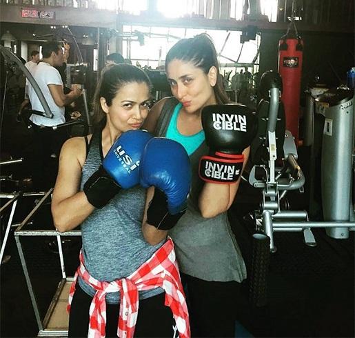 Kareena Kapoors Fitness