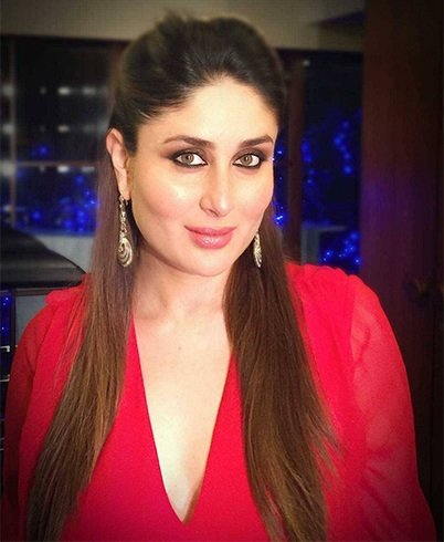 Kareena kapoors post-pregnancy