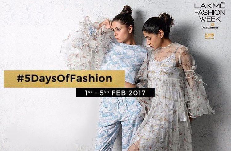 Lakme Fashion Week 2017 Summer