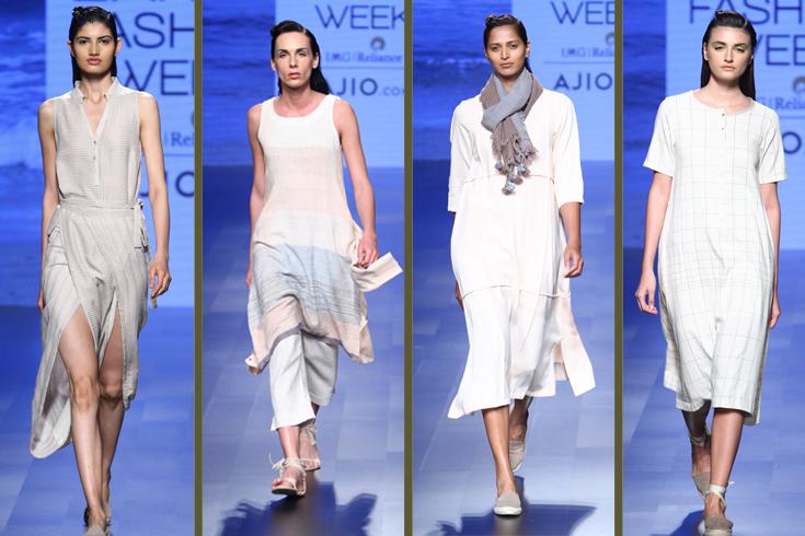 Lakmi Fashion Padmaja collections