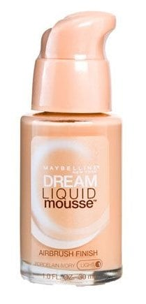 Maybelline Dream Mousse Liquid Foundation