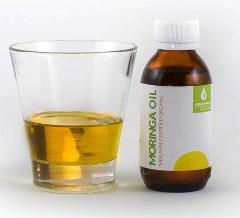 Moringa Oil for Anti Fungal