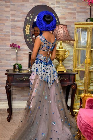 Nigerian brides fashion