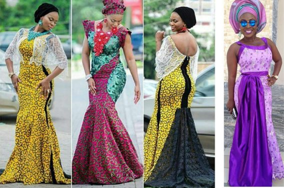 Nigerian wedding dresses the image kid for Nigerian traditional wedding dresses