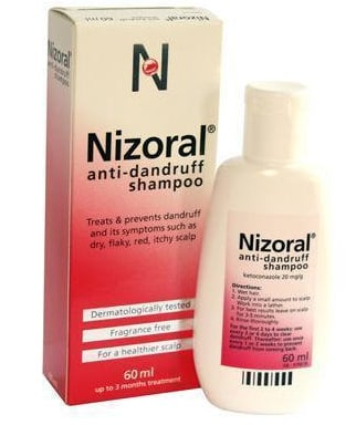 Nizoral hair loss results