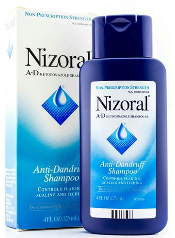 Nizoral shampoo hair regrowth