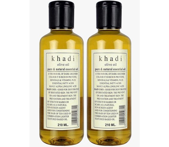 Olive Oil & Natural Essential Oil-Pack of 2