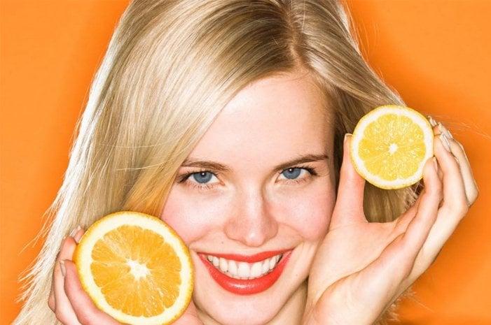 Orange For Beauty