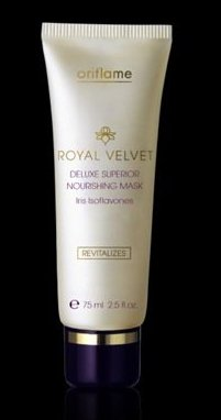 Oriflame Royal Velvet Superior Nourishing Mask