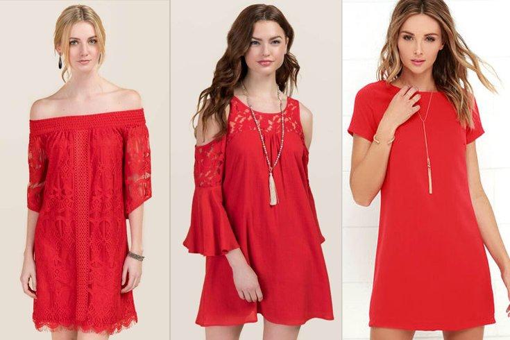 Red Dress for love