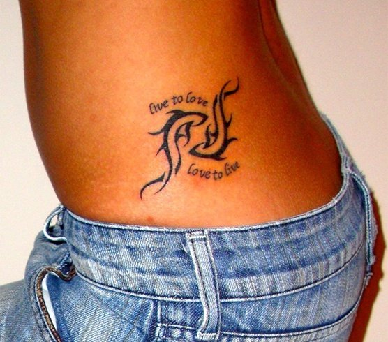 pisces tattoo creative ideas for your zodiac sign