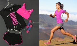 Running accessories for women