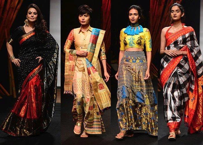 Sanjukta Dutta fashions