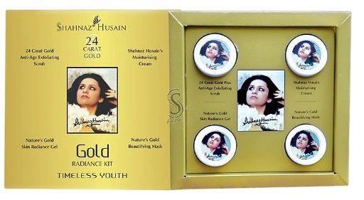 Shahnaz Husain 24 Carat Gold Facial