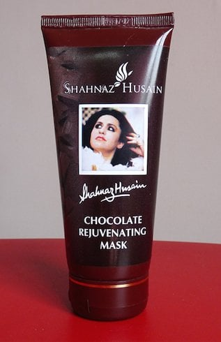 Shahnaz Husain Chocolate Rejuvenating Mask