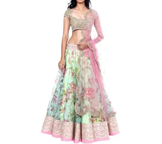 Shree krishna fashion Self Design Womens Lehenga