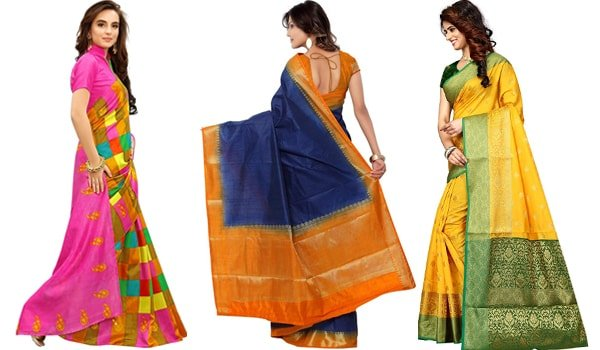 Silk Sarees On Sale