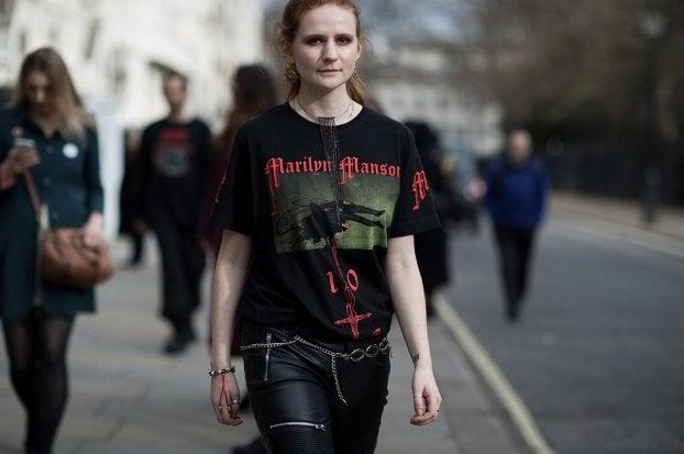 Street Style of London Fashion Week