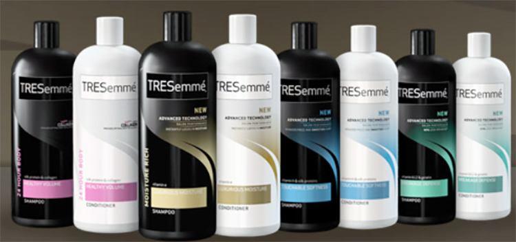 TRESemme Volumizing Shampoo