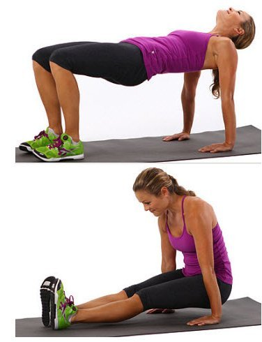 Table Stretch Exercises for increase height