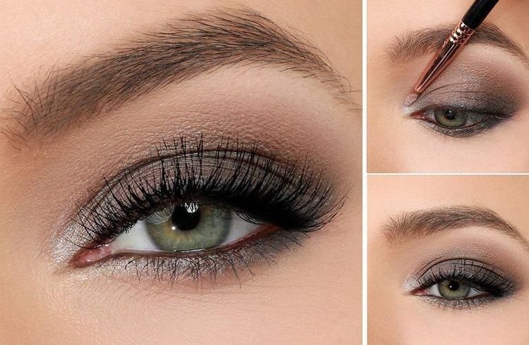 Taupe Eye Shadow And The Fashionable Taupe Smokey Eyes To Try For