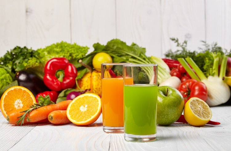 The 7 Day Detox Cleanse Diet
