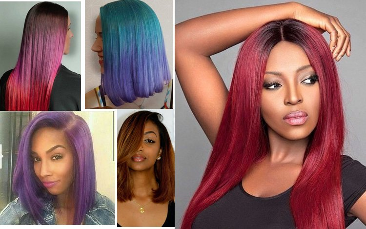 Best Hair Color For Black Women Pick The Shade That Suit S You Best
