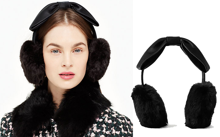Women Fuzzy Winter Ear Muffs