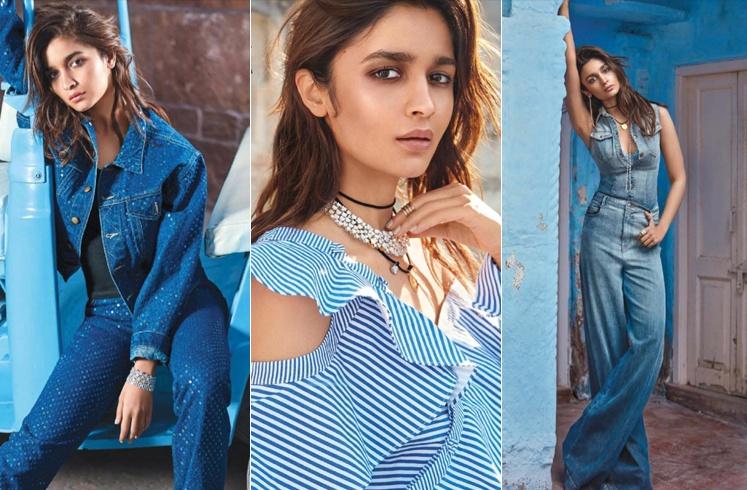 Alia Bhatt Photoshoots
