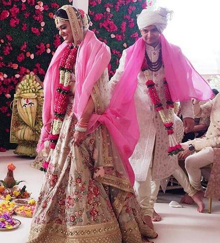 Anushka Rajan Wedding
