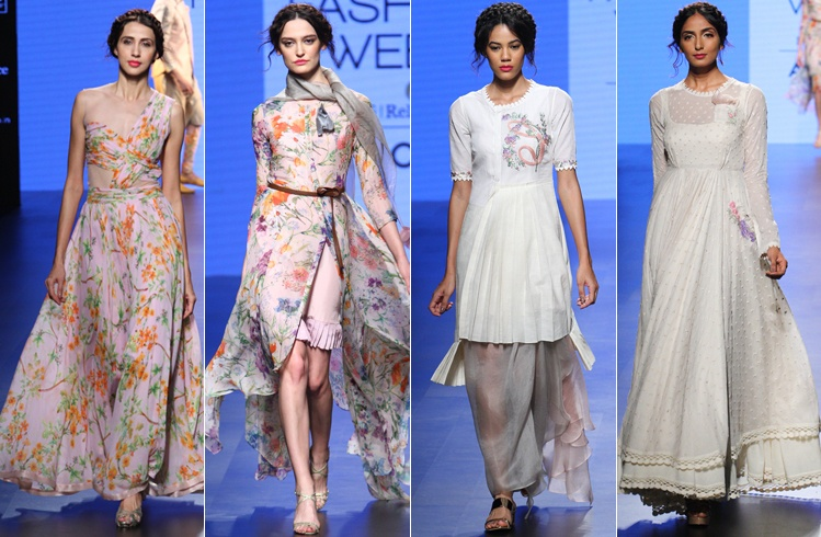 Anushree Reddy LFW Collections