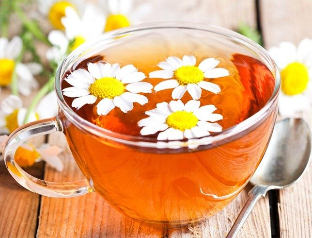 Chamomile for Armit Rash