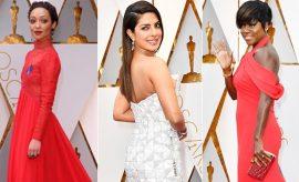 Celebrites Oscars 2017