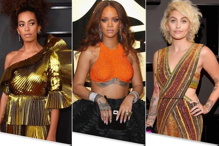 Celebs at Grammy Awards 2017
