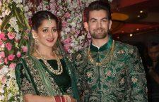 celebs at neil nitin mukesh wedding reception