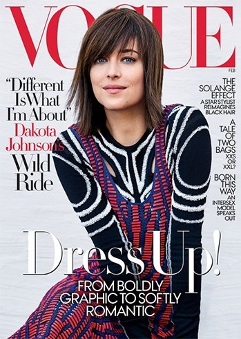 Dakota Johnson for Vogue